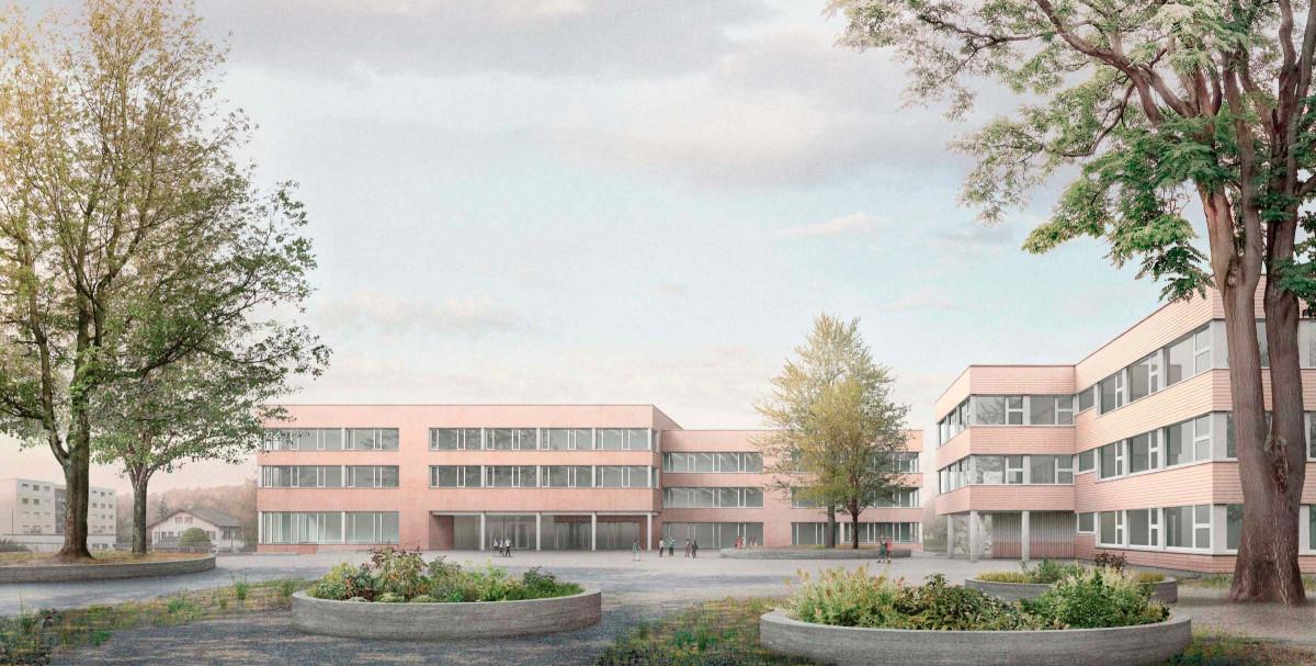 Schulanlage Rönnimoos Luzern